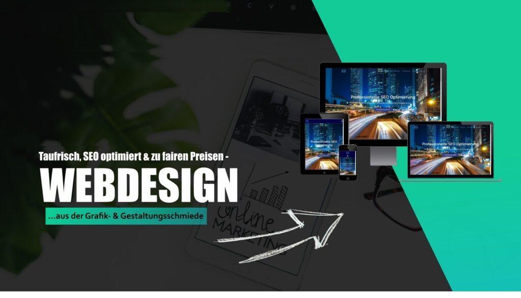 Grafik- & Gestaltungsschmiede - Webdesign (Wordpress), SEO / Googleoptimierung und Grafikdesign in Heide, Itzehoe, Neumünster, Hamburg